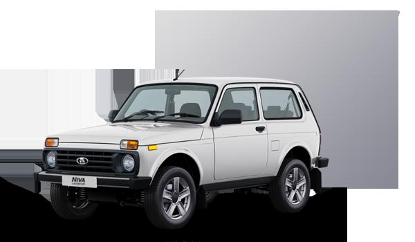 Успейте! Новые автомобили семейства LADA Niva Legend - от 529 900 руб.