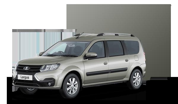 Новые автомобили семейства LADA LARGUS от 598 900 руб. у официального дилера
