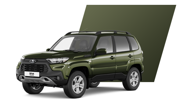 Успейте! Новые автомобили семейства LADA Niva - от 618 000 руб.