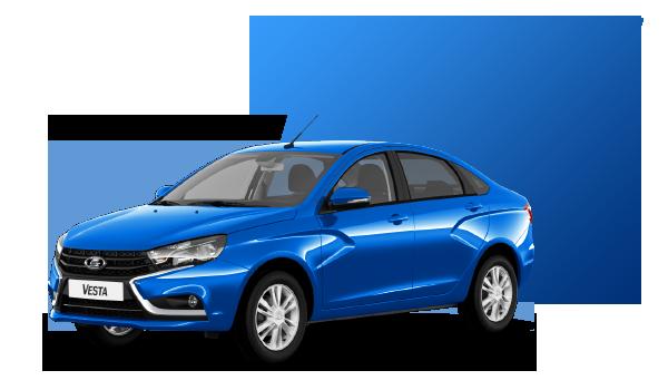 Продажа новой LADA VESTA седан от 613 900 р. у официального дилера